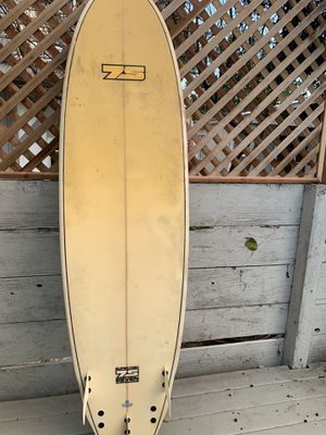 """7S Fish (7'6"""") Surfboard for Sale in Del Mar, CA"""