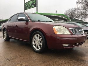 2007 Ford Five Hundred for Sale in Dallas, TX