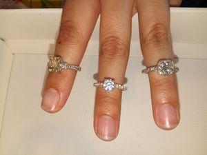3 beautiful silver rings for Sale in Ciudad Juárez, MX