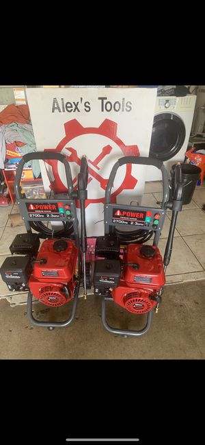 Ipower 2700 psi pressure washer for Sale in Riverside, CA