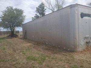 Semi trailer, storage unit, or grow room for Sale in Wildorado, TX