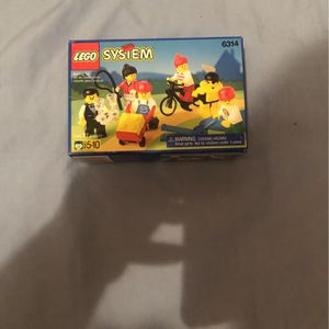 LEGO System #6314 NEW And Sealed Rare! Year 1992 for Sale in Norwalk, CA