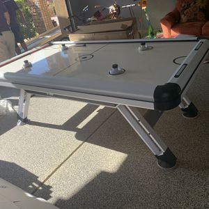 89x48 inches Air Hockey Table with Pucks and Strikers for Sale in Anaheim, CA
