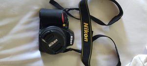 Nikon digital camera D3500 for Sale in Brookfield, WI