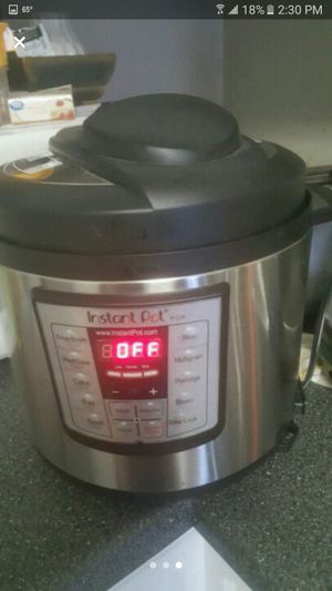 Instant Pot Never Used for Sale in Oklahoma City, OK