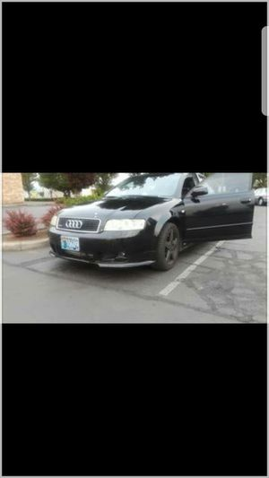 Audi A4 for Sale in Scappoose, OR