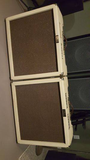 """Crate VC5310 50 watt tube combo amp, 3 - 10"""" speakers. $300 obo. for Sale in Cleveland, MS"""