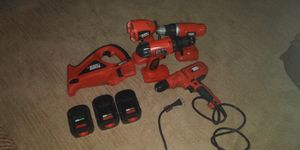 Black & decker drill set for Sale in Rogers, AR