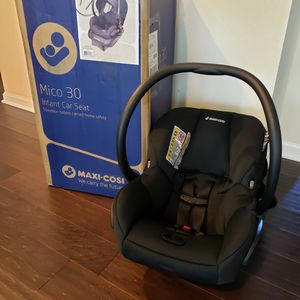 Maxi Cosi Mico 30 Infant Car Seat without Base for Sale in Moon, PA