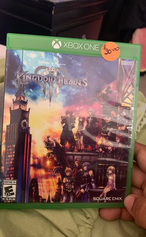 Kingdom hearts for Sale in Houston, TX