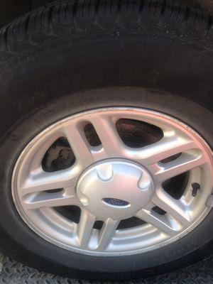 Set off tires and rims Ford Explorer for Sale in Ashburn, VA