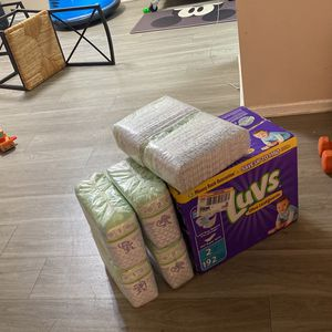 Luvs Diapers for Sale in West Covina, CA