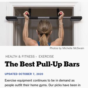 Perfect Fitness Multi gym Pro Pull Up Bar for Sale in Renton, WA