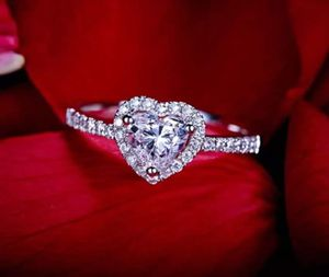 Engagement ring sizes 5.5+6.5+7.5 with box for Sale in Cary, NC