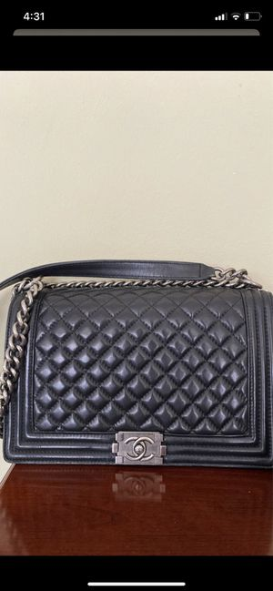 Jumbo Chanel boy bag for Sale in Los Angeles, CA