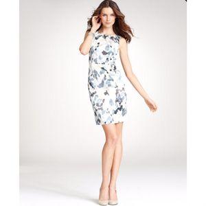 Ann Taylor Silk Watercolor Dress Size 8 for Sale in Cedar Hill, TX