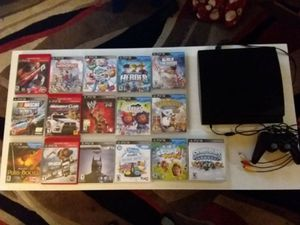 PS3 for Sale in Joint Base Lewis-McChord, WA