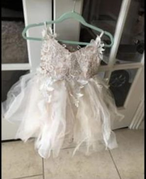 New Special Occasion/Flower Girl Dress Size 2T for Sale in San Antonio, TX