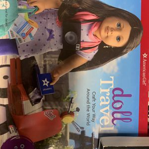 American girl Doll Travel Kit for Sale in Oak Forest, IL