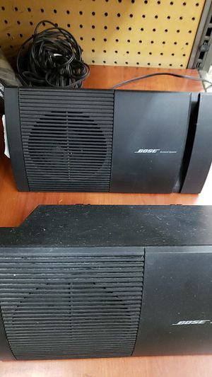 Bose home stereo System for Sale in Chicago, IL