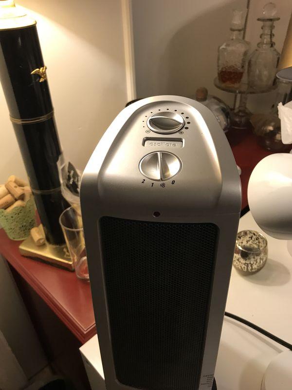 Lasko oscillating space heater