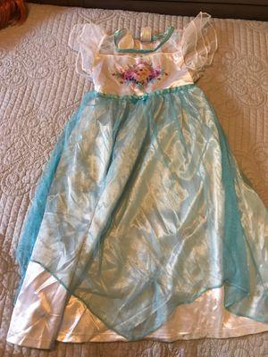 Elsa's pajamas for Sale in Orlando, FL