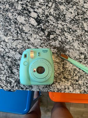 Mint Polaroid Camera for Sale in Denver, CO