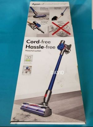 Dyson v7 motorhead origin cordless stick vaccum aspiradora inalambrica for Sale in Los Angeles, CA