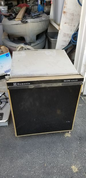Vintage ac/dc/lpg refrigerator for trailer for Sale in Kennewick, WA