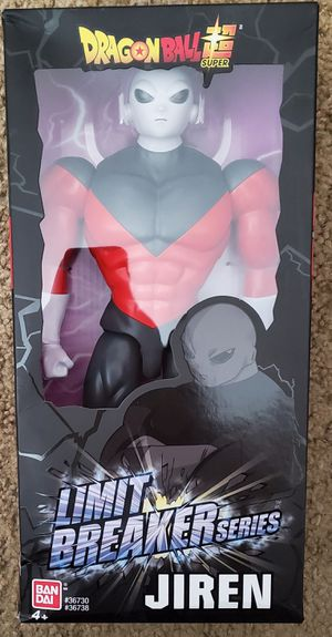 "Bandai - DragonBall Super Limit Breaker Jiren 12"" Action Figure for Sale in Rancho Cucamonga, CA"