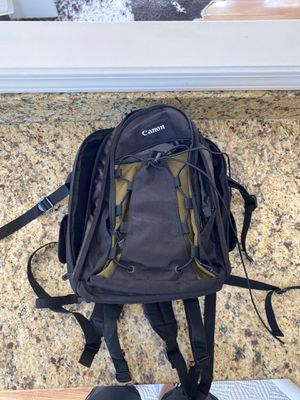 CANON camera bag, barely used for Sale in Simpsonville, SC