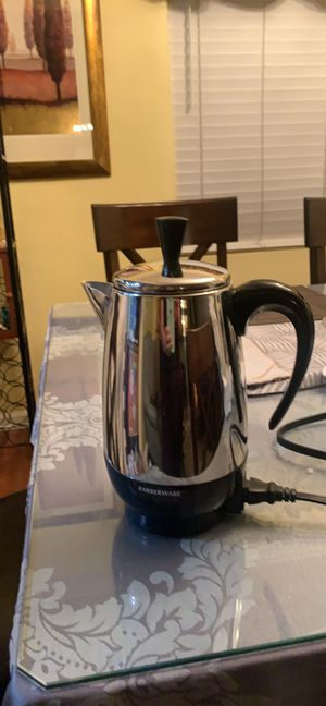 Electric coffee maker for Sale in Long Beach, CA