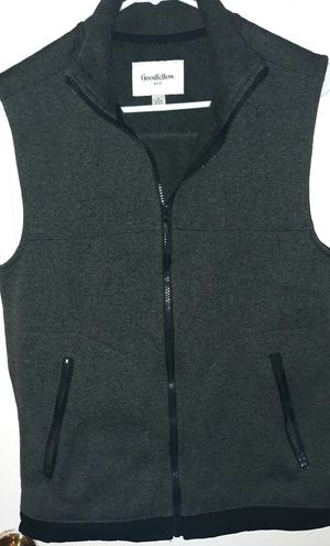 Men's Regular Fit Sweater Fleece Vest - Goodfellow & Co™ SMALL for Sale in Atlanta, GA