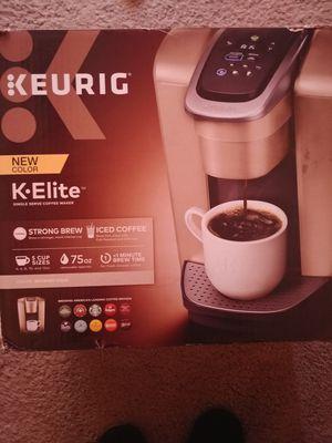 Keurig k elite for Sale in Surprise, AZ