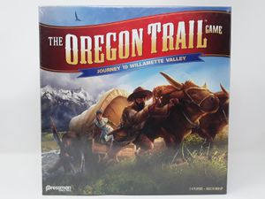 The Oregon Trail journey to Willamette Valley board game for Sale in Lemon Grove, CA