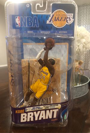 Kobe Bryant- New - Toy Collectible for Sale in Paramount, CA