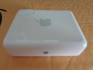 Apple airport base wifi router for Sale in Los Angeles, CA