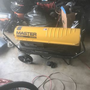 Master Torpedo Heater 190,000 Btu for Sale in Avocado Heights, CA