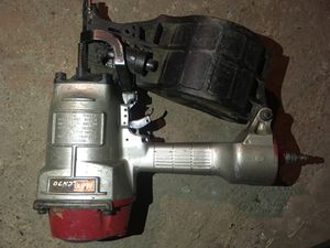 Nail gun nailer paid $400 + cash now $125 for Sale in St. Louis, MO