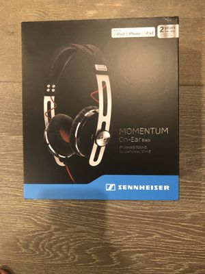 NEW SEALED Sennheiser Momentum on-ear Wireless Stereo Headphones for Sale in Los Angeles, CA