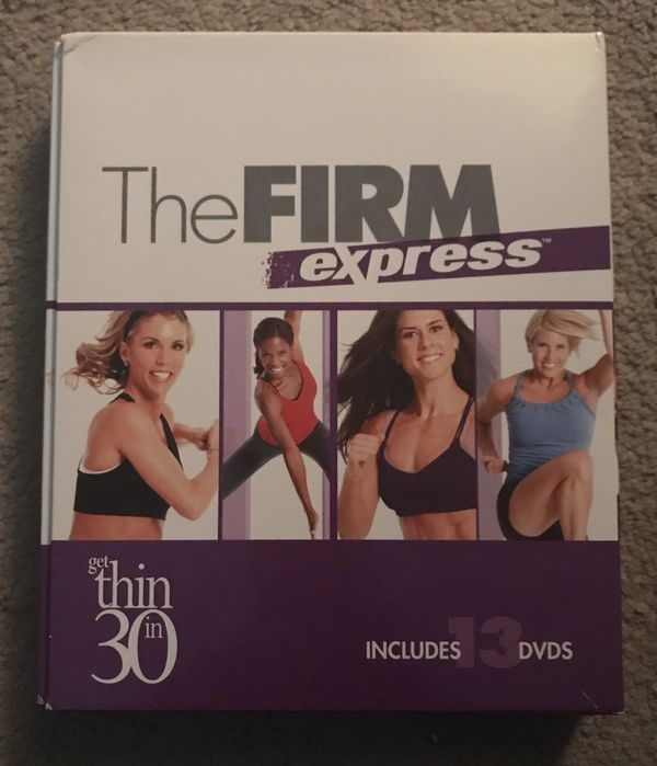 The Firm Express Workout