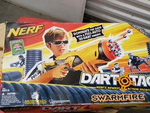 New NERF Swarmfire Toy Gun for Sale in Fontana, CA