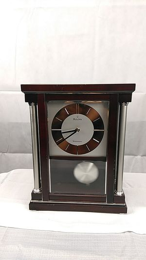 Bulova Westminster Mantel Alarm Clock for Sale in Monroe, NC