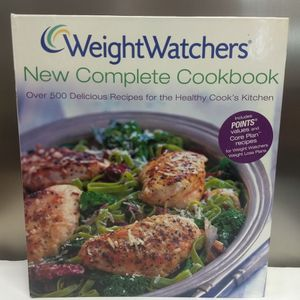 Weight Watchers New Complete Cookbook (2006, Wiley Pub., Ringbound, Revised) for Sale in Delray Beach, FL