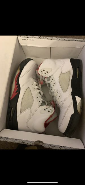 Retro Jordans Size 9.5 Fire Red for Sale in Sacramento, CA