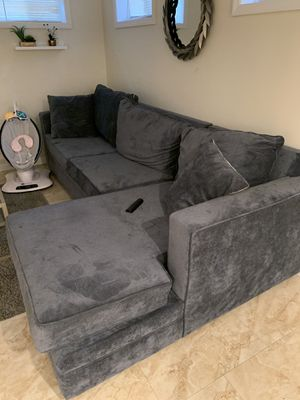 Navy Sectional Sofa for Sale in West Hempstead, NY