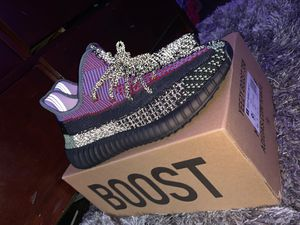 yeezy 350 v2 yecheil reflective for Sale in Redlands, CA