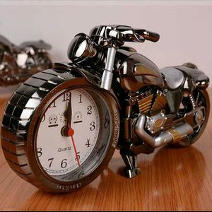 Motorcycle clock alarm Home Decor Household for Sale in Houston, TX