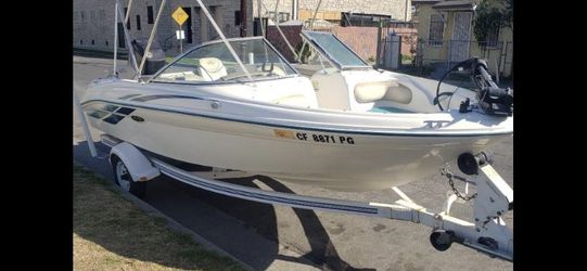 1998 Sea Ray 19 Ft Boat for Sale in Los Angeles,  CA