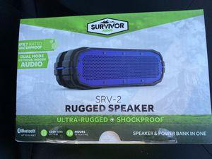 Survivor audio outdoor/indoor speaker for Sale in Danbury, CT